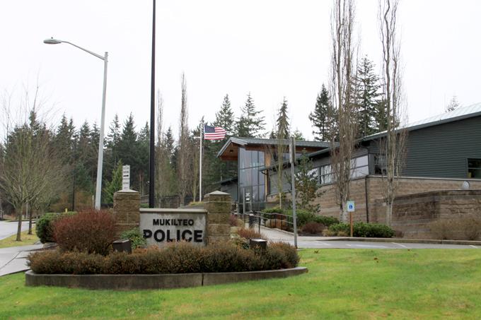 Mukilteo Police Station