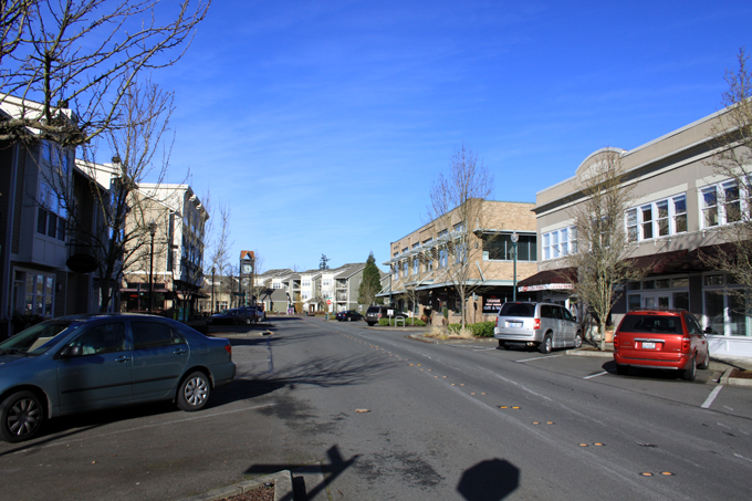 Mukilteo Village Center