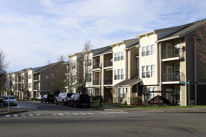 Bella Terra, an apartment complex in Village Center