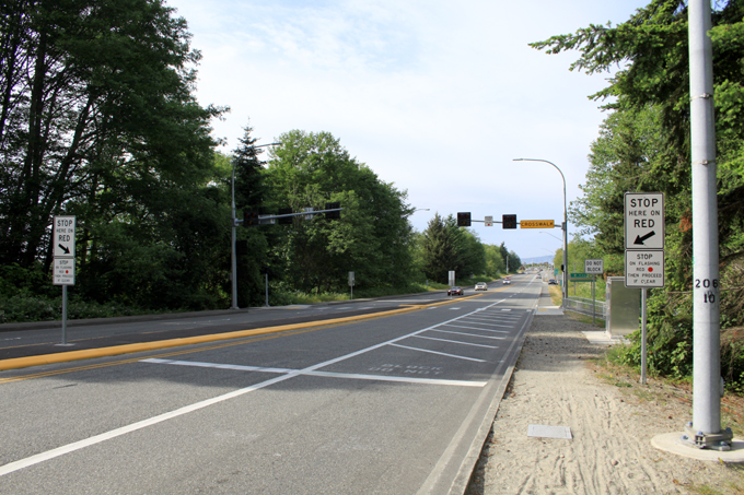 Hawk Beacon Signals For Pedestrian Crossings 171 Pugetsoundscape